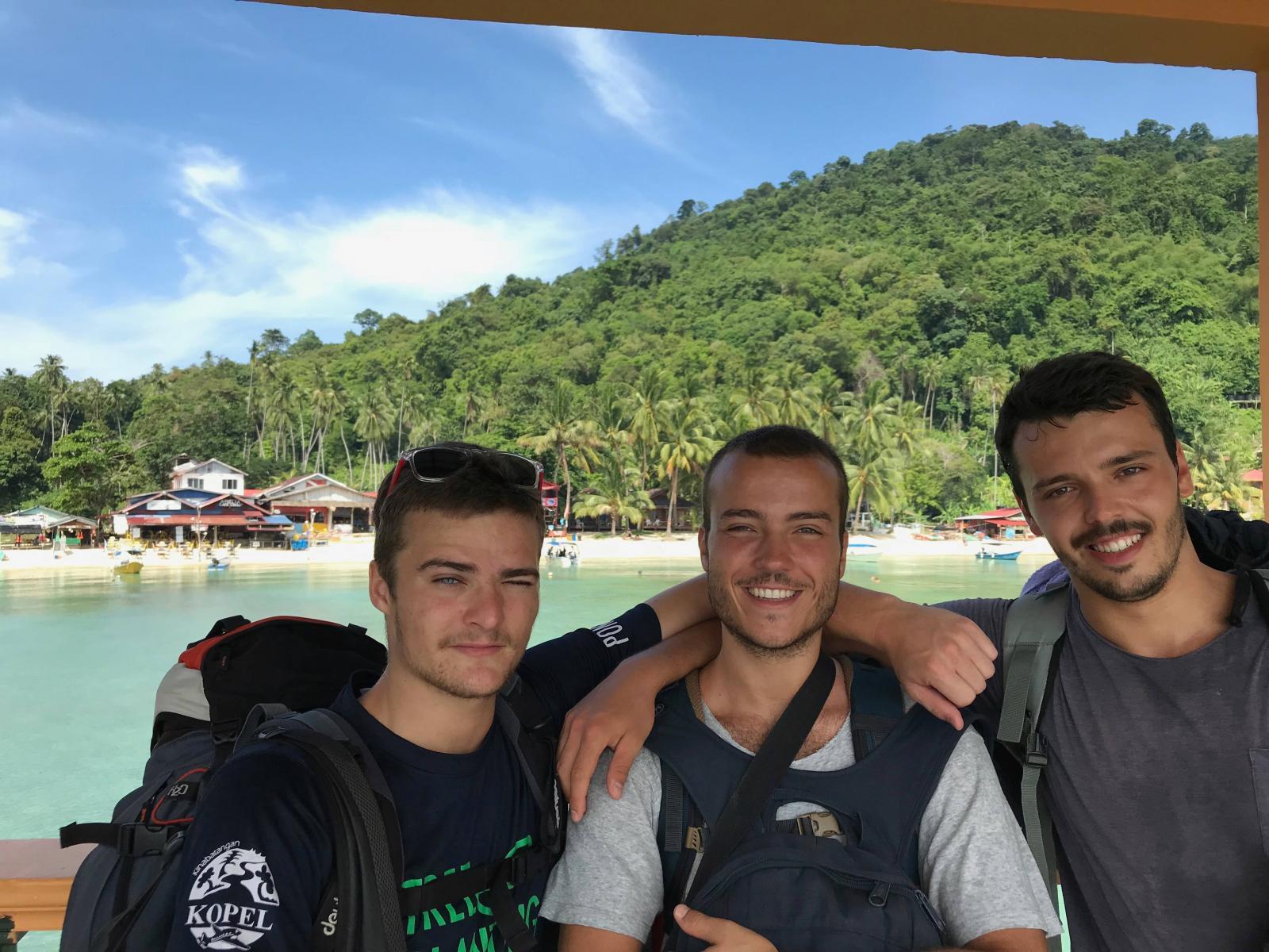 ShYC à Bornéo